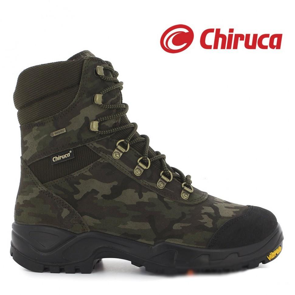 eead695d Ботинки Chiruca BARBET камуфляж для охоты