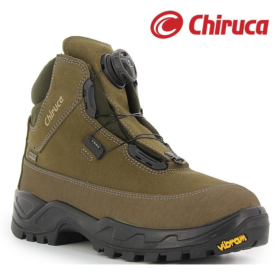 Ботинки Chiruca с системой BOA